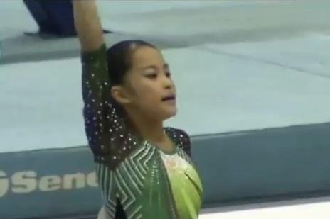 畠田千愛の中学校はどこ?姉も体操選手!母親がスパルタコーチと話題!