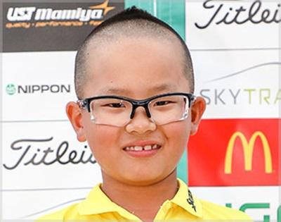 加藤金次郎,かとうきんじろう,天才キッズゴルフ,天才キッズゴファー,天才キッズ,ゴルフ,ゴルファー