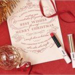 【オペラ・クリスマスコフレ2018】予約&発売日や通販情報まとめ!苺のように可愛くて星のように煌めくリップスティックグロスは色っぽくて魅力的な唇に♡