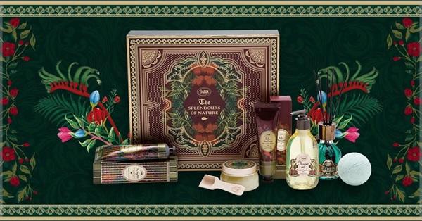 【サボン・クリスマスコフレ2018】予約&発売日や通販情報まとめ!値段もお手頃で新発売のウッディーパチュリは豪華なセットと単品で登場♪