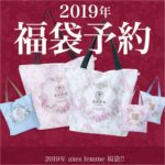 【アクシーズファム・福袋2019】中身ネタバレ&予約日や通販情報まとめ!