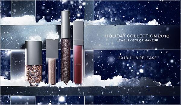 【シロshiro・クリスマスコフレ2018】予約&発売日や通販情報まとめ!マスカラやアイカラーなどシャイニーカラーの可愛いコフレがラインナップ♪