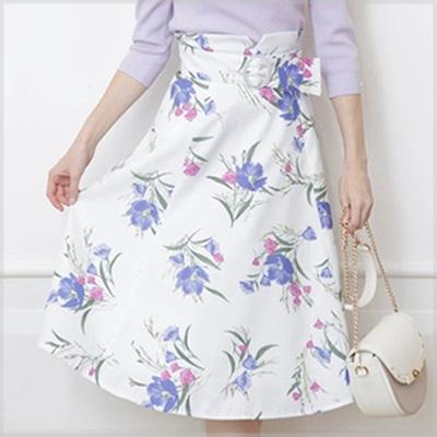 高梨臨,ドラマ衣装,初めて恋をした日に読む話,はじこい,かわいい,可愛い,花柄スカート,花柄,スカート