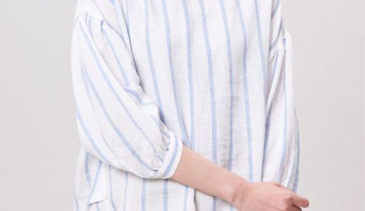【監察医朝顔】上野樹里が1話(初回)で着用のストライプブラウスの衣装ブランドはセブンアイディコンセプト!