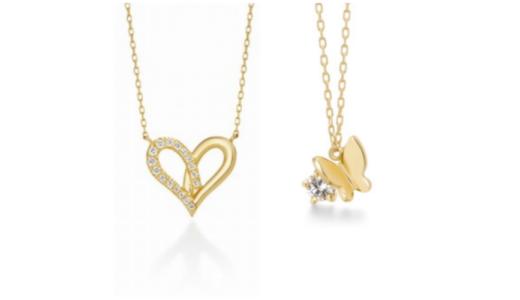 【ルパンの娘】深田恭子着用の蝶やハートのネックレスのブランドは?