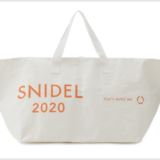 snidel,SNIDEL,スナイデル,福袋,ハッピーバッグ,福袋2020,ハッピーバッグ2020,happy bag,happy bag 2020,洋服,ファッション,予約,発売日,通販情報,中身ネタバレ,中身,ネタバレ